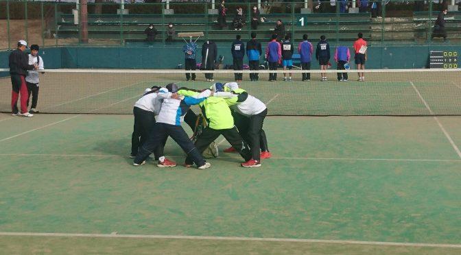 選抜ソフトテニス大会。✨