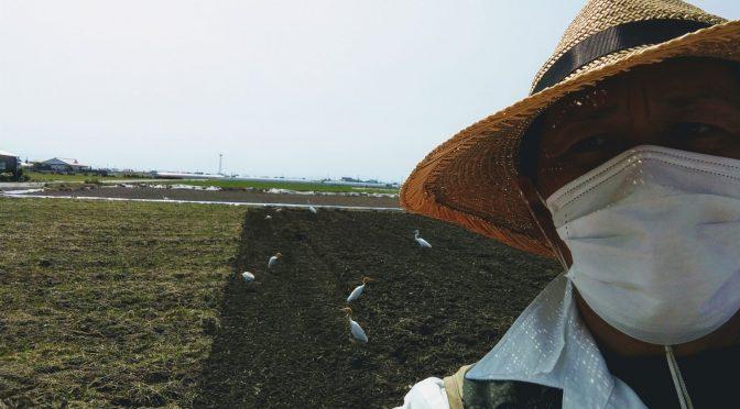 農作業あるある。😁