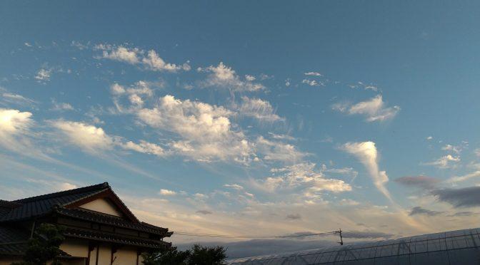 いつかの雲の風景。✨