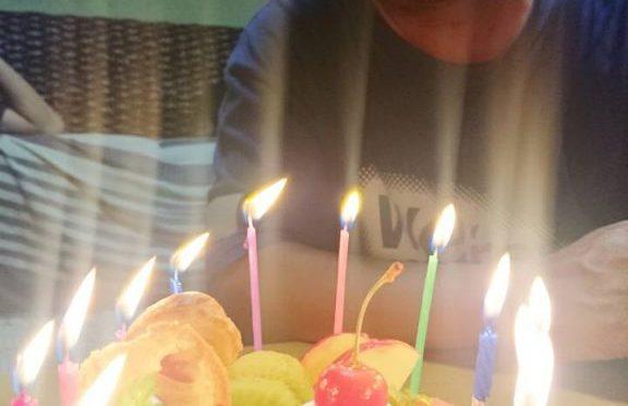 誕生日・当日。✨