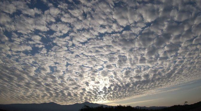 面白い雲です✨