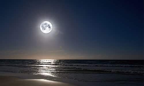 満月の夜だから手放したい想い。