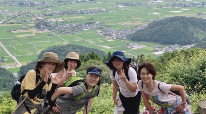 初✨登山⛰
