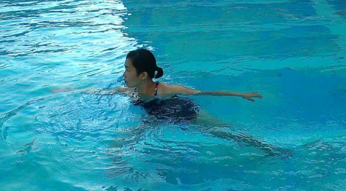 6月スタート!【世田谷区各温水プール】水中セルフケア