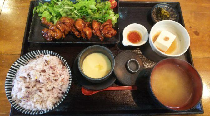 茶碗蒸し付き定食680円(人´3`*)~♪