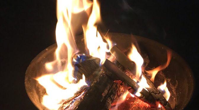 焚き火の魅力